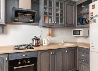 Почти классический кухонный гарнитур