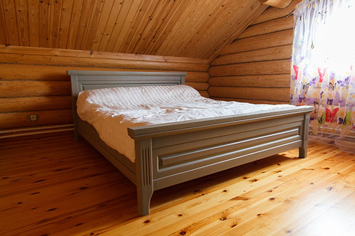 Кровать Лев с изножьем