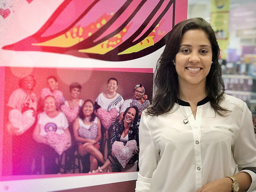 Marina Pinheiro, do Marketing da Hering.