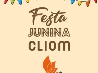 Festa junina do Hospital Cliom acontecerá na próxima quarta-feira