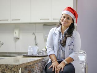 Nutricionista do Hospital Cliom explica cuidados com alimentação durante as ceias de Natal