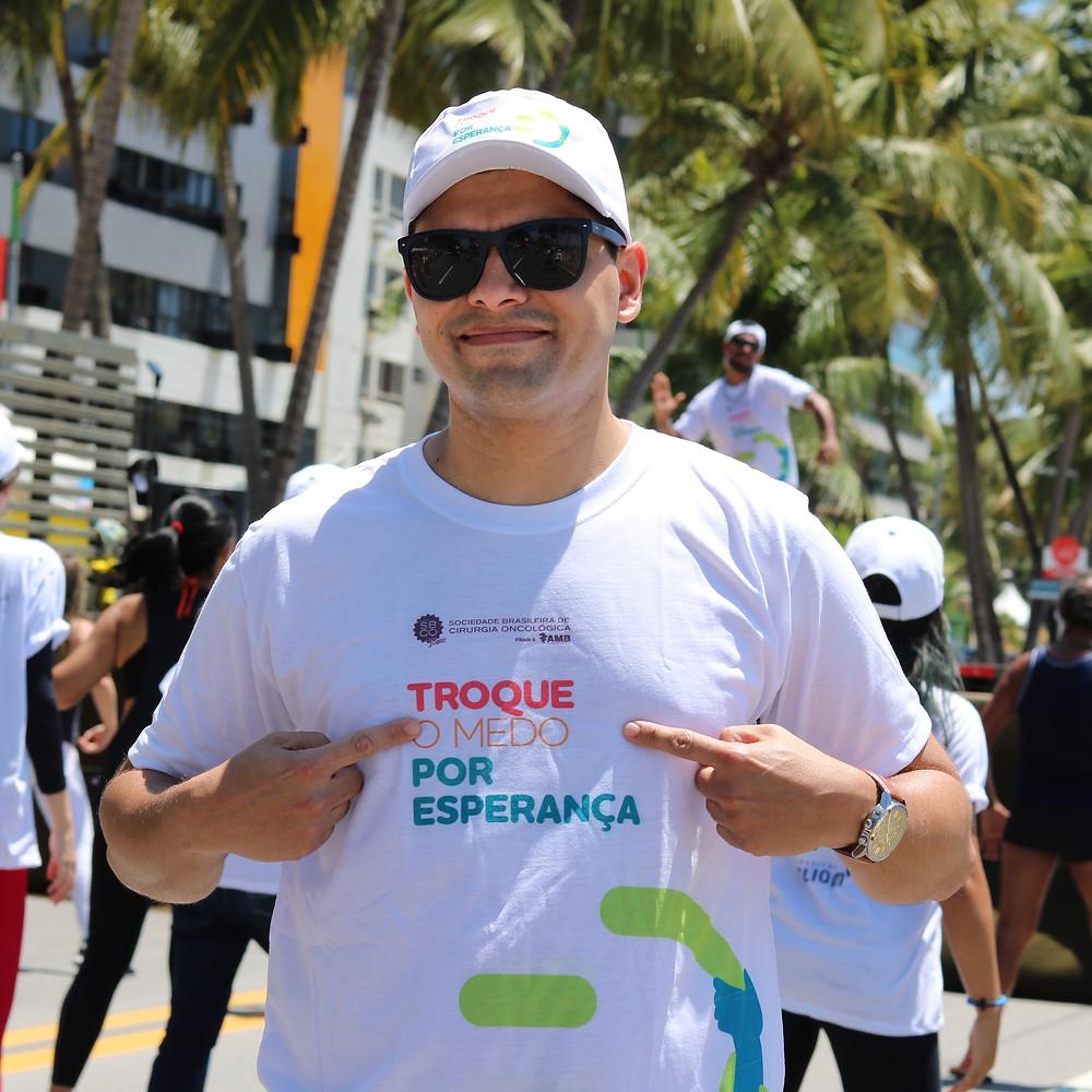 Dr. Camilo Barros - Proctologista do Hospital CLIOM
