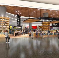 Istanbul Airport Interiors