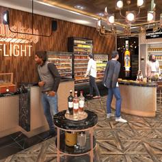 Dallas Fort Worth, Interior Retail