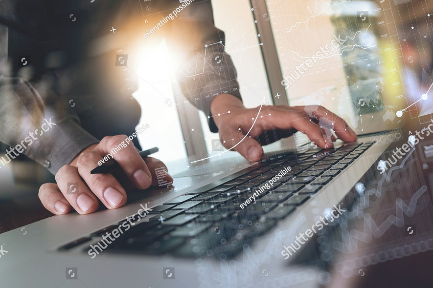 stock-photo-business-man-hand-working-on