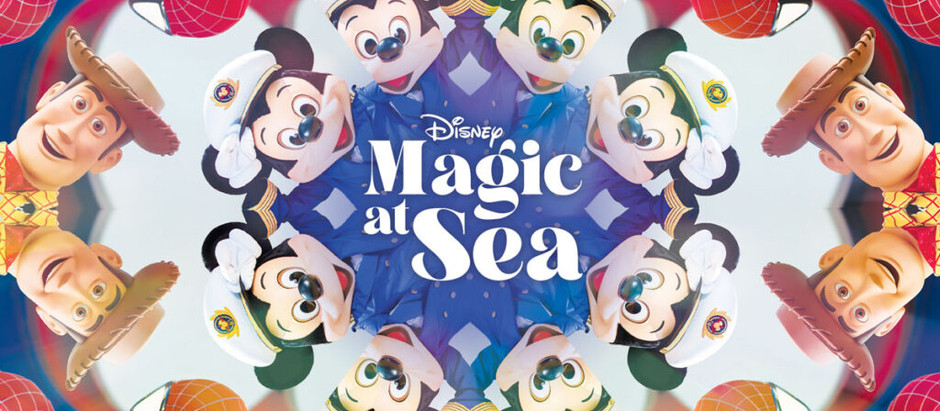 New! UK Staycations with Disney Magic at Sea