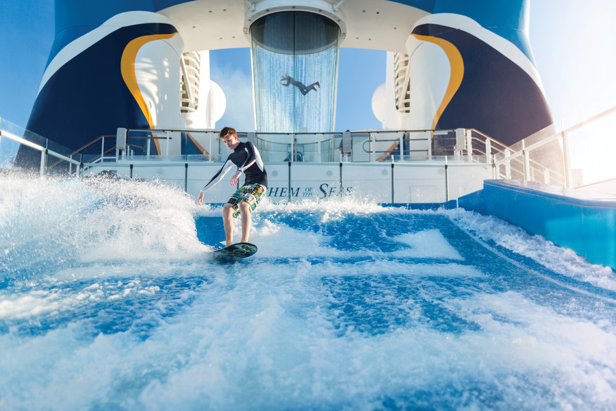 Flow Rider and RipCord by iFly