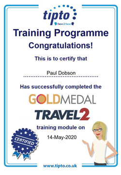 Gold Medal and Travel 2 Certificate.jpg
