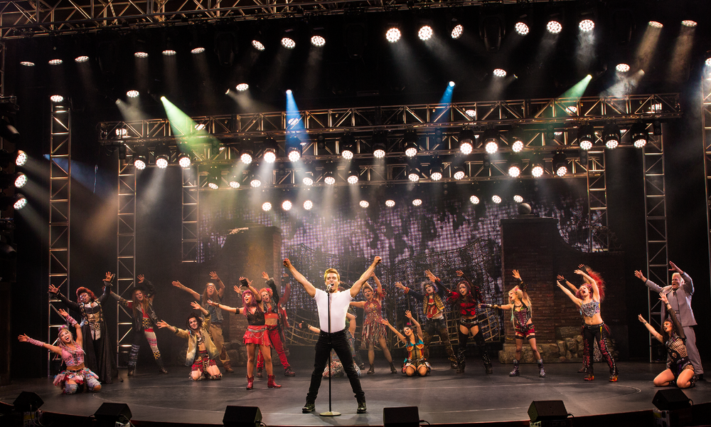 We Will Rock You - Full Cast