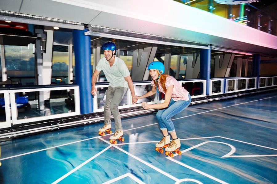 Seaplex - Roller Skating