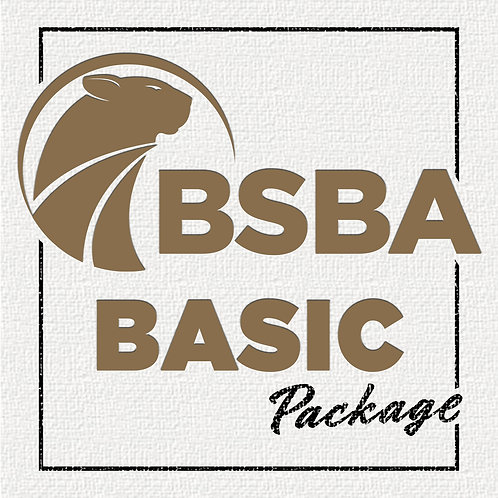 "BSBA FREE Basic Membership Package (Use ""BSBA Basic"" Promo Code at Checkout)"