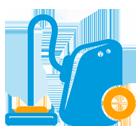 Vacuum/Mopping