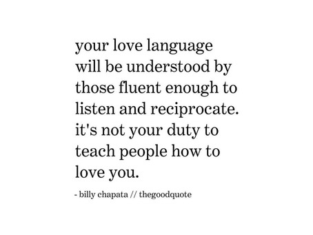 The do's and dont's of each love language