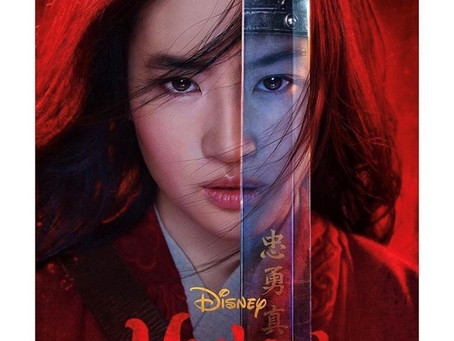 Disney's Mulan finds herself in a real-life political tension