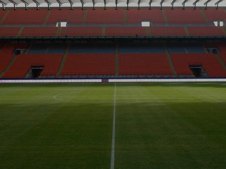 COVID-19 halts European football