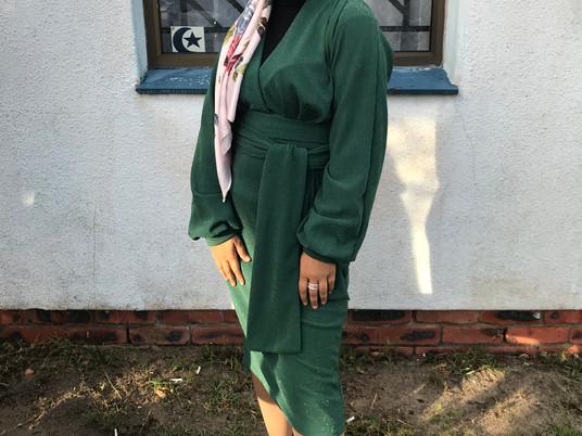 Interview with rising fashion designer: Natheefah Abdurahman