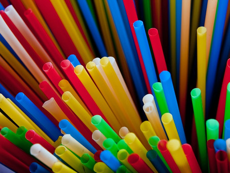 Plastic Straws - Why the hype?