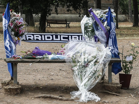 Violence, drugs and antisemitism: The rise and fall of Lazio's Irriducibili