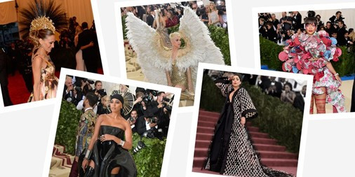A decade of decadence: The best and memorable looks of the Met Gala