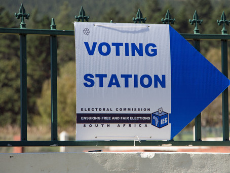 Important things to remember on Voting Day