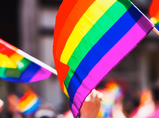Pride: Celebrating from within the closet