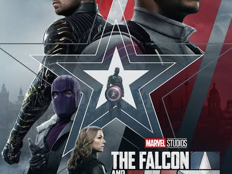 Review: The Falcon and the Winter Soldier
