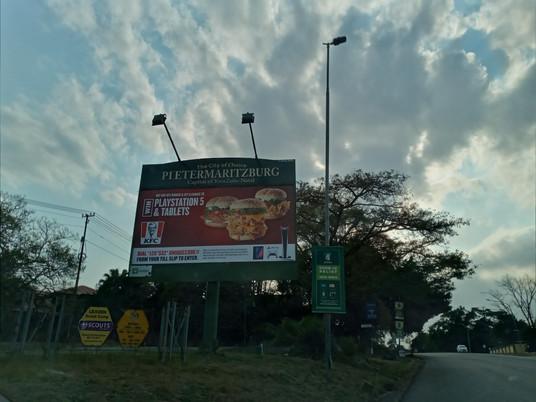 Looting leaves Pietermartizberg broken