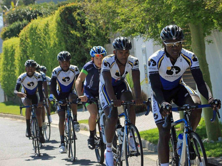 Township Cycling Scene Prospers