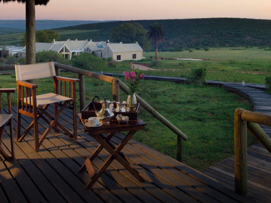 """The """"green"""" luxury bush lodges in South Africa"""