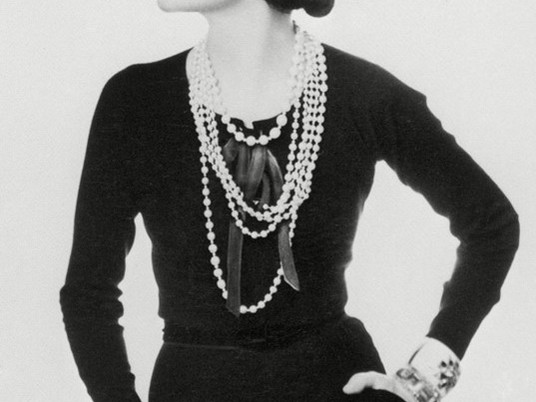 Coco Chanel – from rags to riches