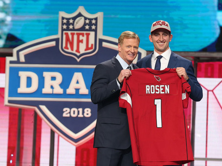 The 2018 NFL Draft Quarterback Class Reviewed: Part I