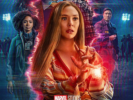 Review  - WandaVision: A great start to Phase Four of the MCU
