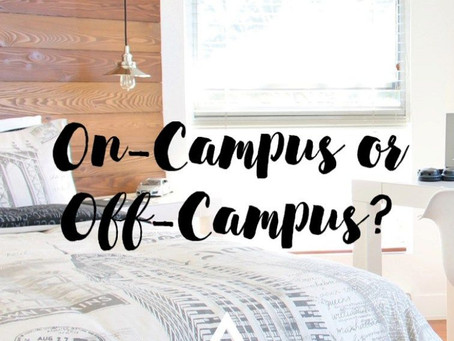 Digs VS Dorms: The highs and lows of life on- and off-campus