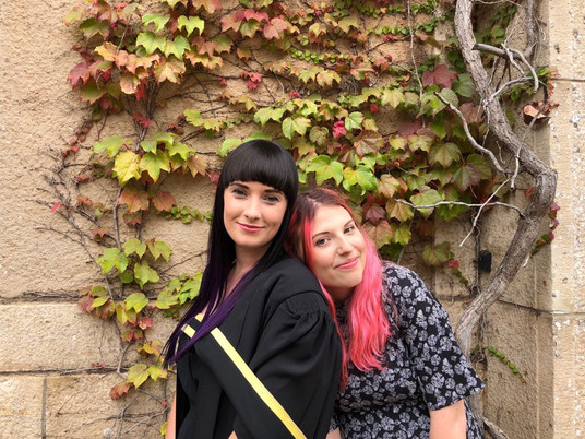 The story of Megs and Sash - Couple fights back against discriminatory wedding venue