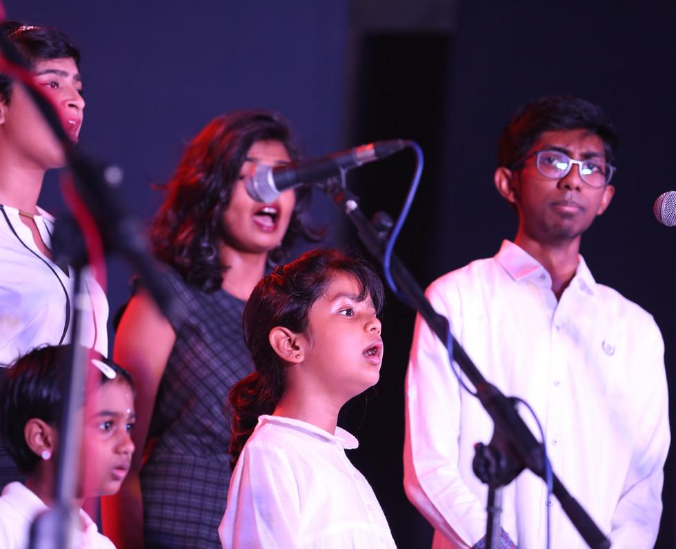 Western Sining Performance of Akira Music Academy Students
