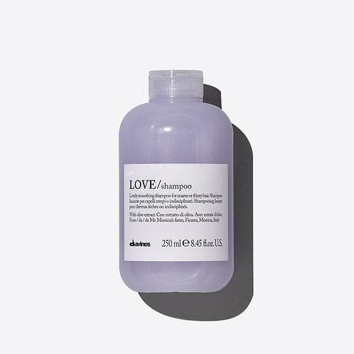 Davines Love Smoothing Shampoo- 8.45oz