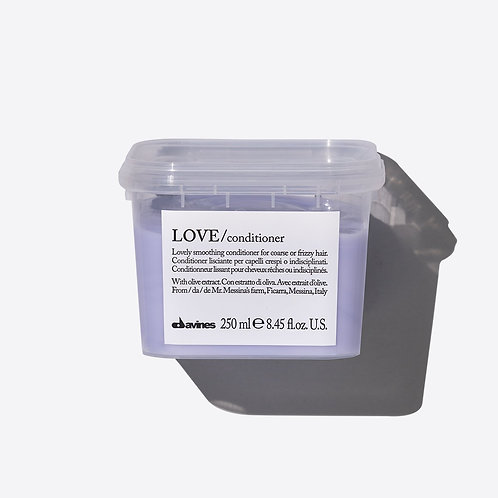 Davines Love Smoothing Conditioner- 8.45oz