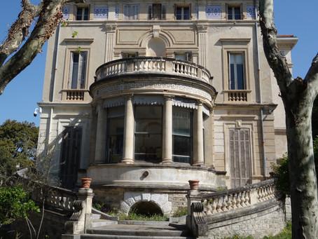 « La Villa Castelombre, 1870  architecture et décors d'une grande demeure ollioulaise »