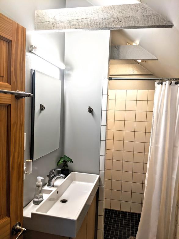 Second Story Bathroom