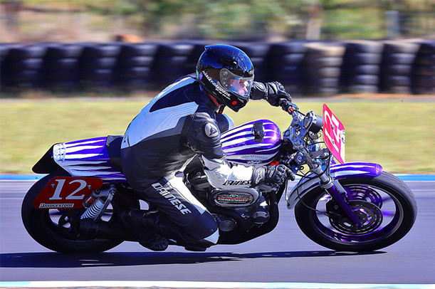 Sydney Custom Spraypainting Racing