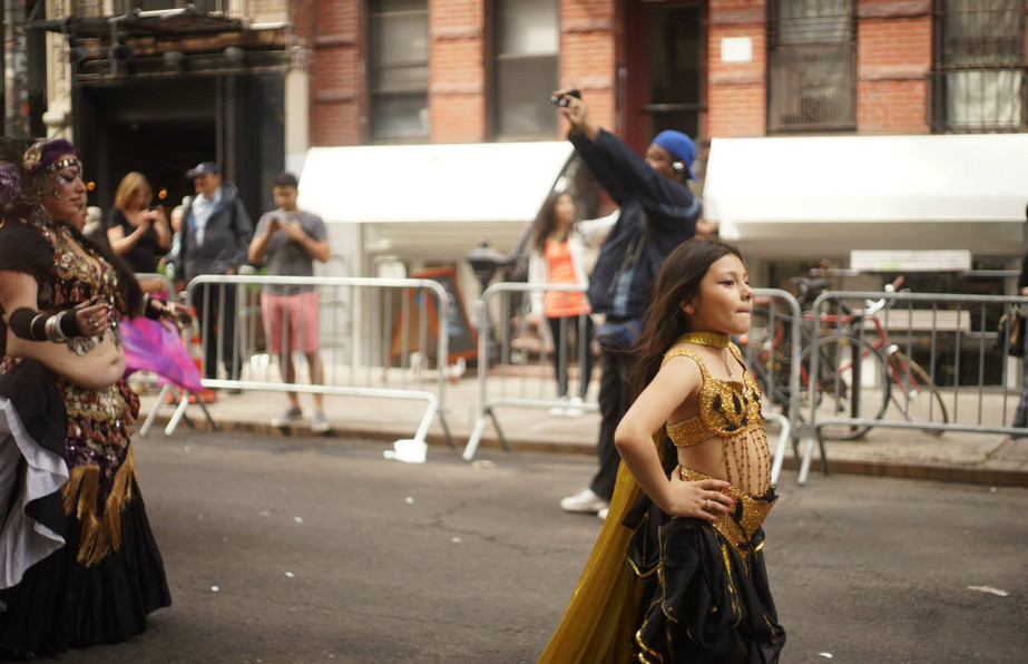 Proud Dancer