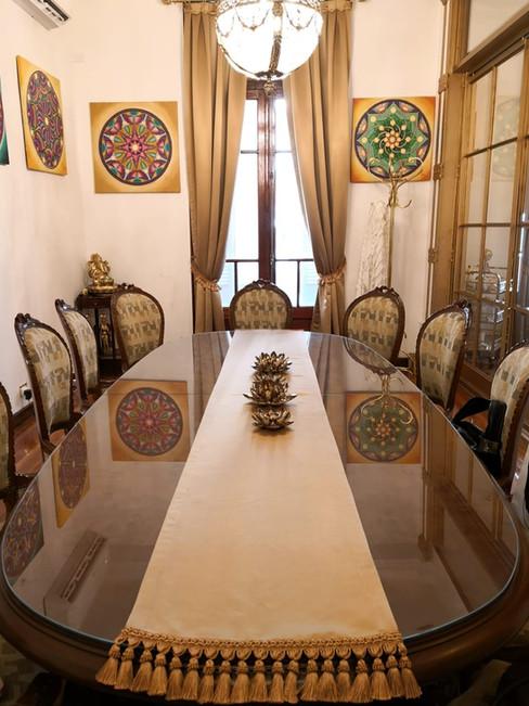 Sala de encuentros