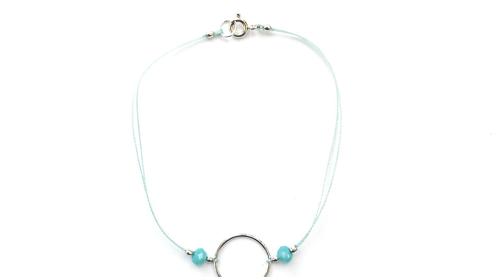fine cord bracelet