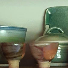 Bowls, Small Cups and Casseroles