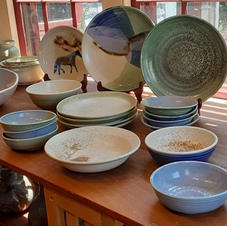 Serving Platters and Bowls