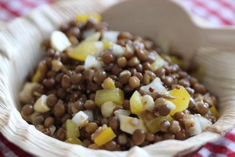 Spicing Lentils Up