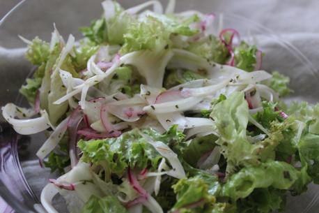 A Salad for Oprah