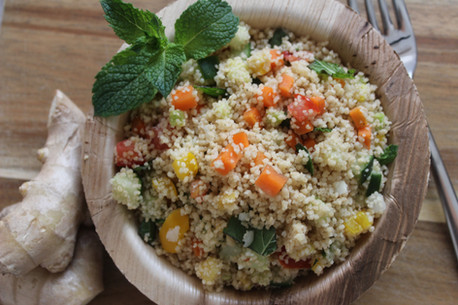 Over the Day Couscous