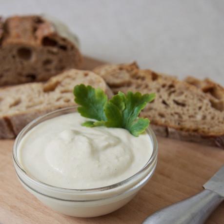 Mandrake Vegan Cheesy Cream