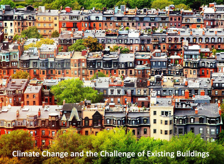 """Alan Christ to Present """"Climate Change and Existing Buildings"""" at TOS Social Action"""